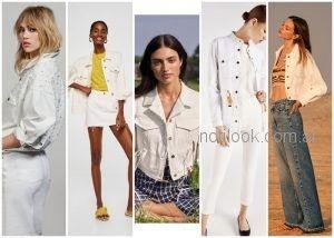 el más nuevo e3d57 9ce05 Ropa de moda primavera verano 2019 – Tendencias | Noticias ...