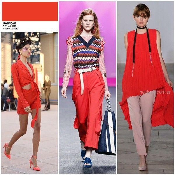 Tendencias colores de moda primavera verano 2019 for Tendencia de color de moda