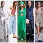 Estilos de moda para mujer primavera verano 2019 – Argentina