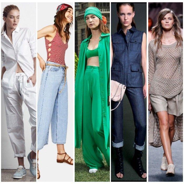 28586dbbe6d2 Estilos de moda para mujer primavera verano 2019 – Argentina
