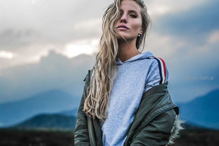 moda urbana juvenil mujer AF jeans otoño invierno 2018