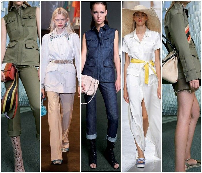 Estilos de moda para mujer primavera verano 2019 – Argentina ... e8862a7f4b1d