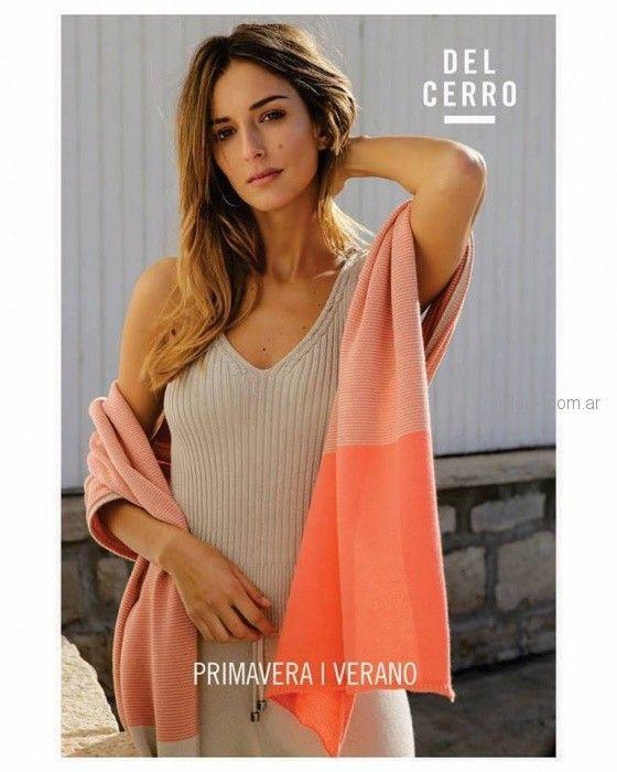 Del cerro patagomia - mtejidos mujer verano 2019