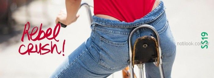 Jeans ossira - anticipo verano 2019
