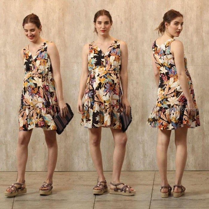 Vestidos cortos para el verano 2019