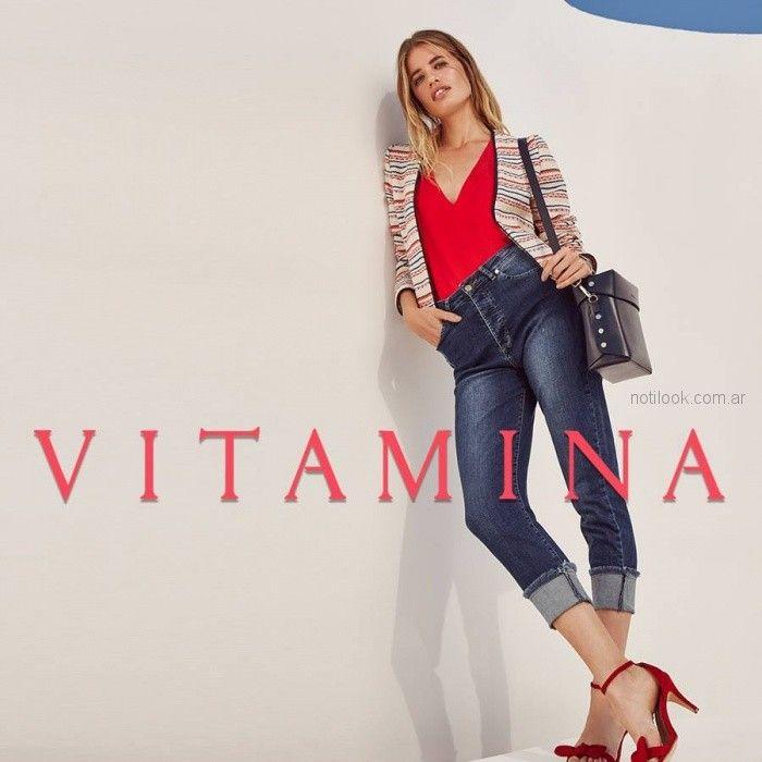 Vitamina - look urbano elegente verano 2019