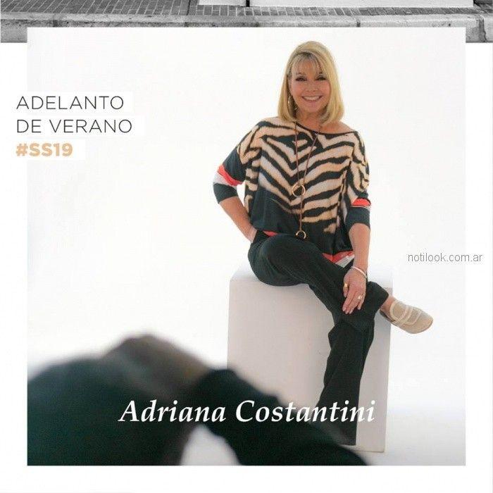 adelanto coleccion Adriana Costantini primavera verano 2019