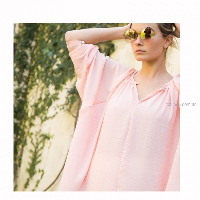 blusa rosada anonimas primavera verano 2019