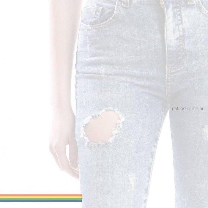 vov jeans - jeans rotos verano 2019
