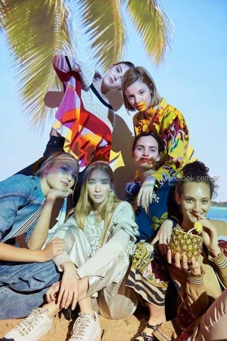 69d61d874 Jazmin Chebar – Campaña coleccion primavera verano 2019 | Moda Mujer ...