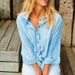 Mirta Armesto – Camisas de moda para mujer verano 2019