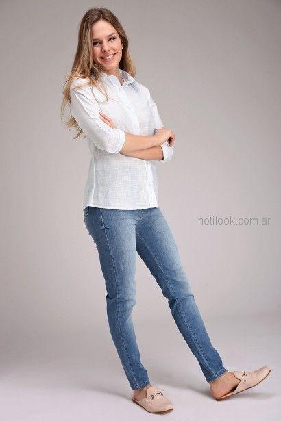 camisas para señoras Brandel primavera verano 2019
