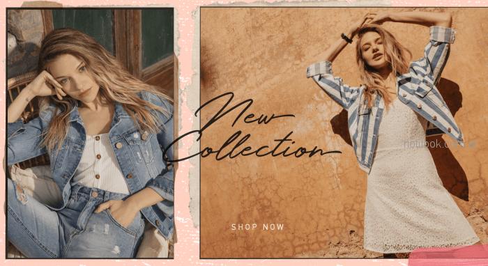 camperas de jeans - sweet primavera verano 2019