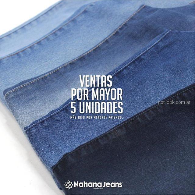 colores de jeans - Nahana verano 2019