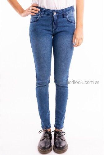 jeans chupin clasico Brake up primavera verano 2019