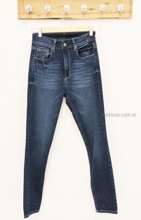 jeans rectos mujer Lovely Denim verano 2019