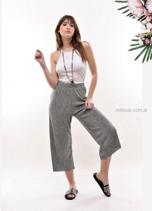 look urbano con panta cort Baloop verano 2019
