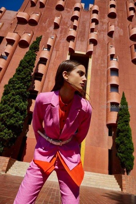 moda para mujer elegante y urbana verano 2019 - Ayres