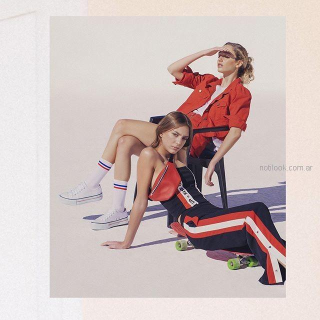 ropa casual informal adolescentes verano 2019 - Muaa