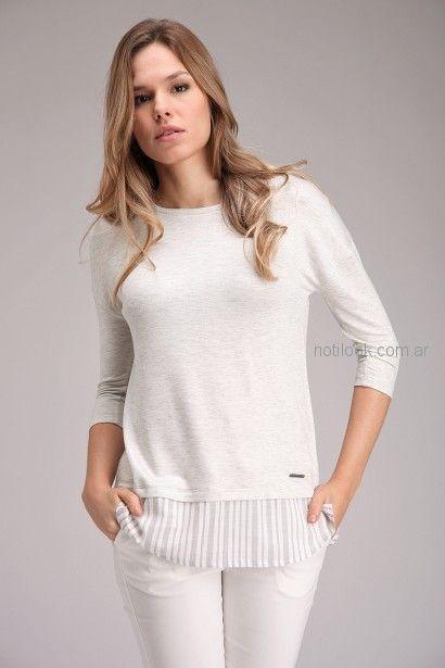 sweter lanilla liviano Brandel primavera verano 2019