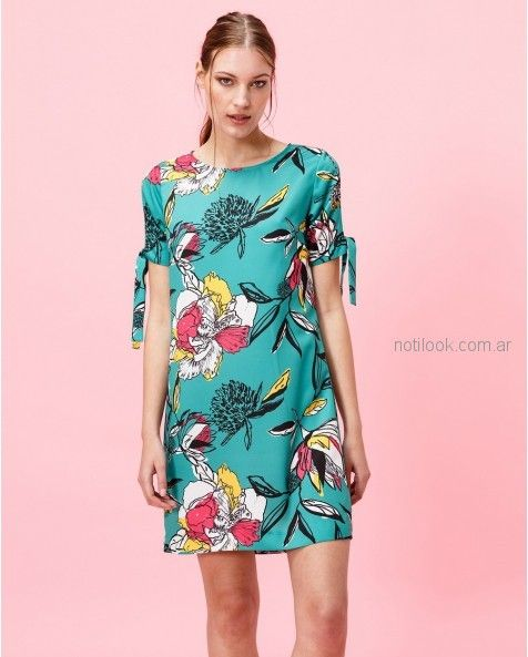 Vestidos moda verano 2019