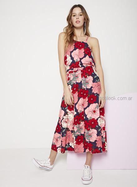 vestidos informales Nucleo primavera verano 2019