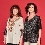 Loren talles grandes – Remeras y blusas verano 2019