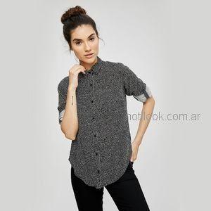 camisa mujer Taverniti verano 2019