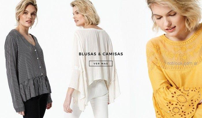 camisolas para mujer verano 2019 - India Style
