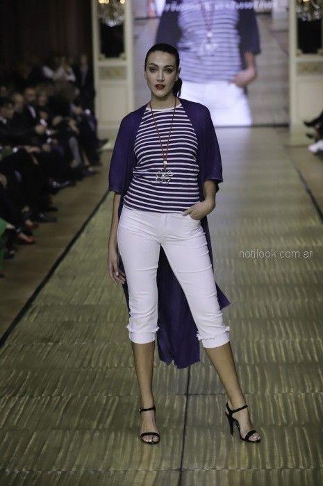 look navi casuall para señoras Adriana Costantini primavera verano 2019
