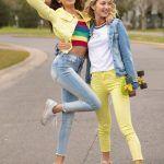 Diosa Luna Jeans – primavera verano 2019 – look urbanos