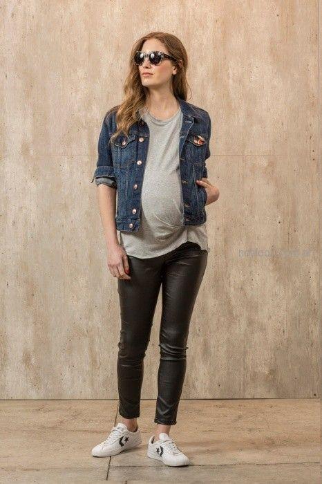 pantalon engomado para embarazadas Maa Maternity primavera verano 2019