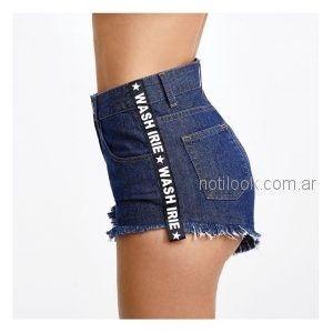 short jeans Taverniti verano 2019