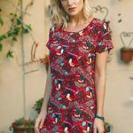 Vestido informal verano 2019