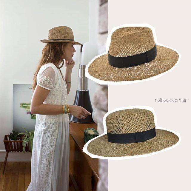 capelinas Compañia de sombreros verano 2019