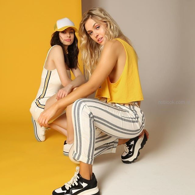 outfit sporti chic juvenil Tuboos Clothes verano 2019