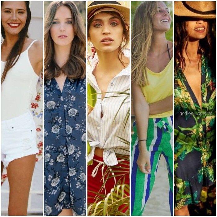 último diseño proporcionar una gran selección de precio al por mayor Moda Mujer – Ropa para la playa verano 2019 | Notilook ...