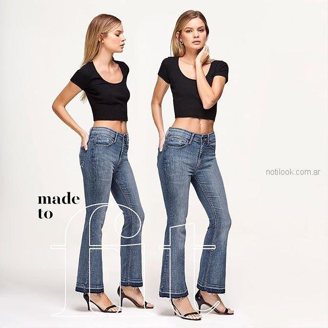 oxford Adicata jeans verano 2019