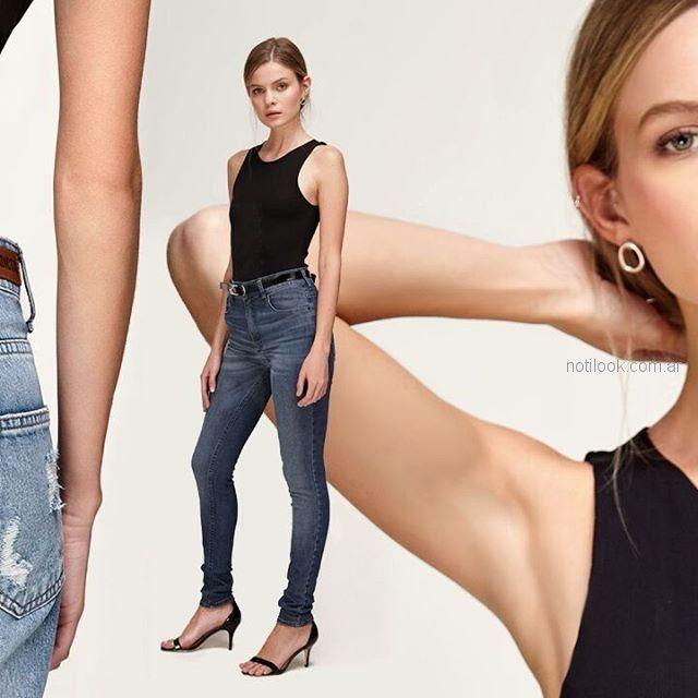 pantalalones Adicata jeans verano 2019