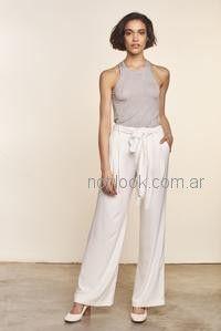 pantalnes de mujer elegantes mujer Mancini verano 2019