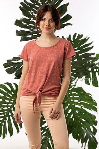 pantalon bengalina rosa okoche primavera verano 2019