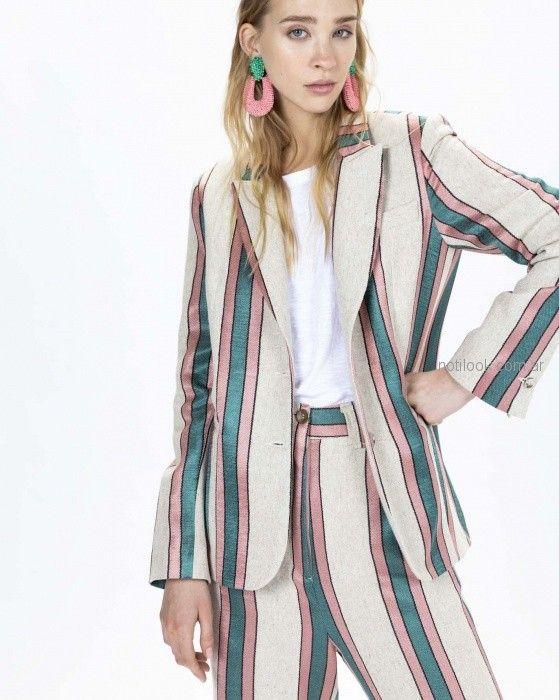 Graciela Naum – Looks casual elegante para la oficina verano 2019 ... 10592bcff939