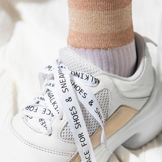cordones con frases Isadora accesorios verano 2019