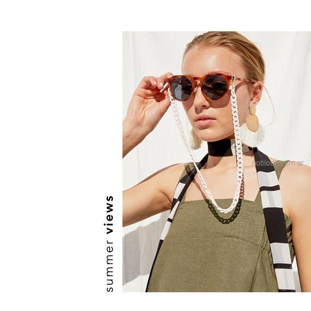 lentes Isadora accesorios verano 2019