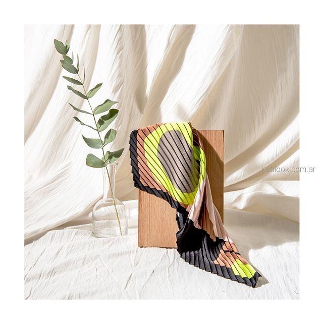 pañuelos Isadora accesorios verano 2019