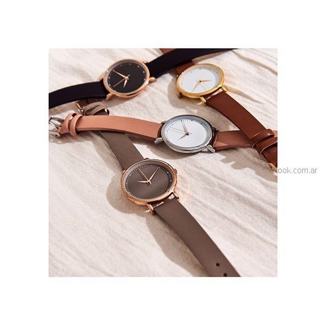 relojes Isadora accesorios verano 2019