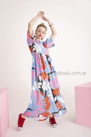 vestidos modernos informales Benito Fernandez verano 2019