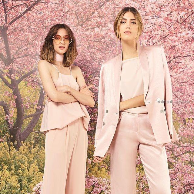 look elegante rosa para la oficina Naima verano 2019