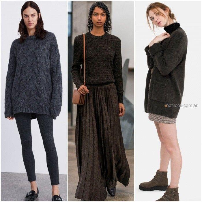 6d347861832 Tendencias de moda otoño invierno 2019