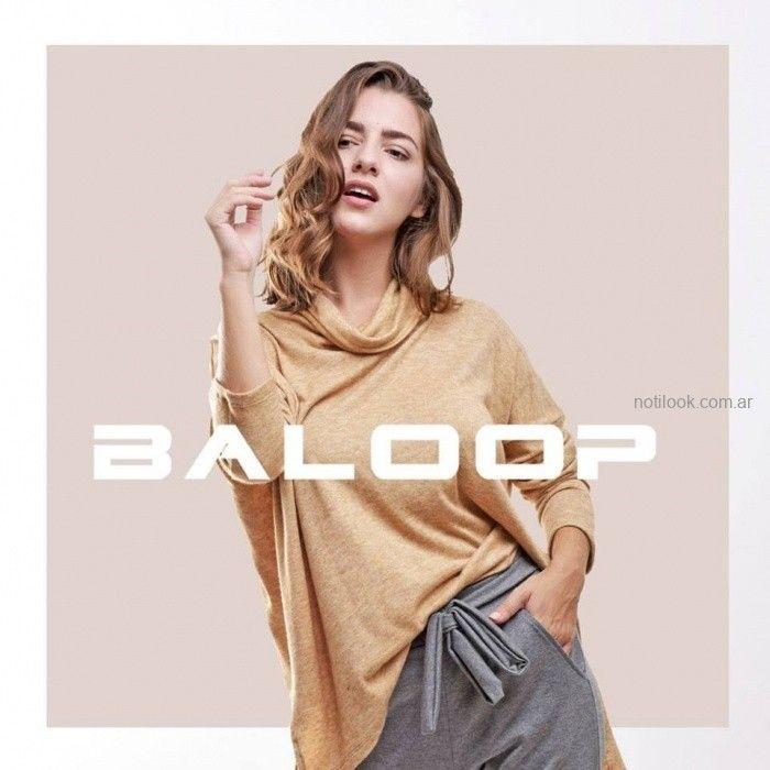 Baloop look informal invierno 2019